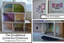 dollhouse / by Jessica Saunders