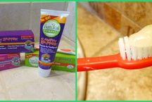 Cavity Zapper Toothpaste and Mouth Rinse for Kids