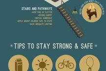Safe Housing Infographics