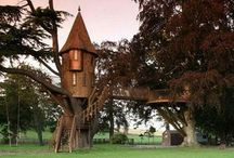 Treehouses/Playhouses