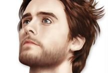 Digital Painting and Caricatures