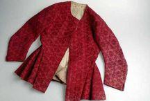 18th c Nordic clothes