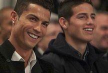 CR7 y J10.Hala Madrid!!!