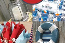 Nautical Baby Shower / by Malia Palea