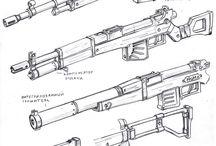 weapones