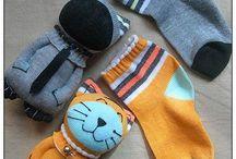 Іграшки з носків