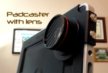 BargainsRus Photography/Videography/Podcast - The Padcaster / A great small business business model with all of the high tech gear.   We show techniques, places and products such as Nikon, Cannon, Pentax, Olympus and Ricoh and all films and digital extras including lenses.