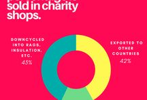 Fashion & Textile Waste / In the era of fast fashion, unwanted clothing and textile waste is a growing crisis. 85% of all unwanted clothes are landfilled. Found out more and learn what you can do about it on this board.