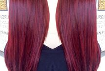 WANTED Hair Colours / These are the biggest dreams of my hair's colour and cut.