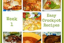 Recipes: crockpottin' / by Jill Kordis