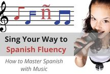 Learn Spanish with Music / all things related to learning Spanish with music, song lyrics, and rhythm...for adults and children