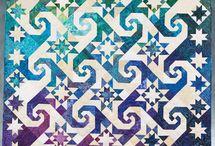 Favorite patchwork quilts