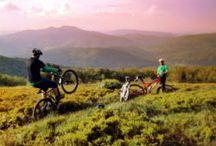 Miejscówki do jazdy na rowerze / Trasy rowerowe, trasy enduro, singlectrack, enduro Polska