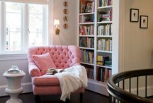 Reading chairs/corners