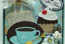 Kaffe kort