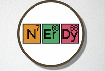 Cross Stitch Nerdy