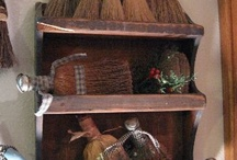 Collections / by Trudy Honeycutt ~ Crows in the Attic Primitives