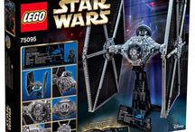 LEGO Star Wars Exclusive 75095 Tie Fighter will available soon.