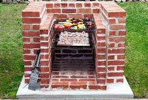 Enjoy Full Holiday with Brick Barbecue