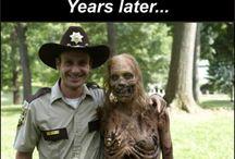 *The Walking Dead*
