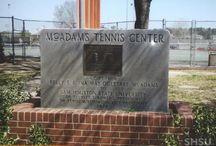 McAdams Tennis Center / (1976)
