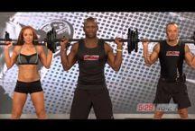 Pump bar workout