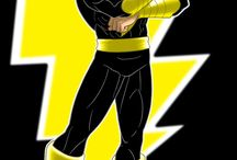 Black Comic Hero's / by Curtis Johnson (ANUN RA MALEK)