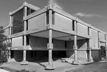 20th century Modern / Bauhaus Brutalist Modern
