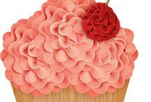 Cup Cake desenho