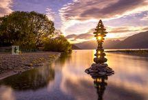 Чудеса равновесия Wonders of balance. /  Баланс в жизни — это путь к счастью!  Balance in life is the way to happiness!