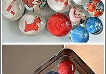 Magnets, Buttons & Thumbtacks