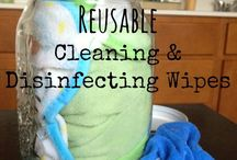 Around the Home / Frugal cleaning, crafts, and how tos