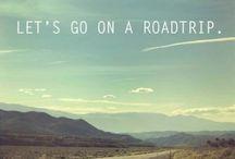 road trip USA / Road trip ideas