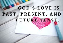 God's unfailing Love / Love. We express the sentiments for a herd of things from people to food, from possessions to sports teams. But how do we find the real thing? Love that is certain?