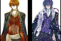 Manga y Anime