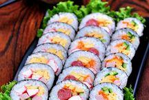 Суши/Роллы / Рецепты суши и роллов с сайта IamCOOK.RU