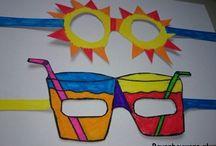 drank- en zon bril