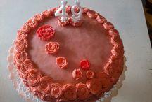 Torták, sütik amiket csináltam