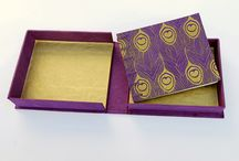 Handmade Books and Boxes / by Candice Cantu