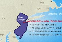 """Where """"R"""" We? / A look at the general environment surrounding Rutgers and what it has to offer! / by Rutgers University Undergraduate Admissions"""