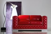 Exclusive design / Striking combinations of styles