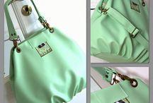 funnyHany bags / ručně šité kabelky