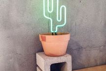 Neon room decor