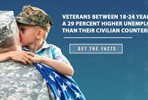 Veteran Unemployment / Facts About America's Veterans!