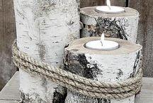 stojany na svíčky