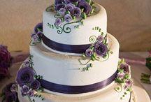 Nicky wedding cake