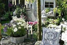 zahradne domčeky