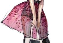 Fashion sketches ;D