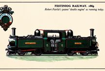 Fairlies / small narrow gauge trains
