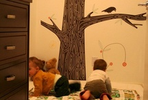 Thando Westford Creche Mural inspiration board / ideas for project